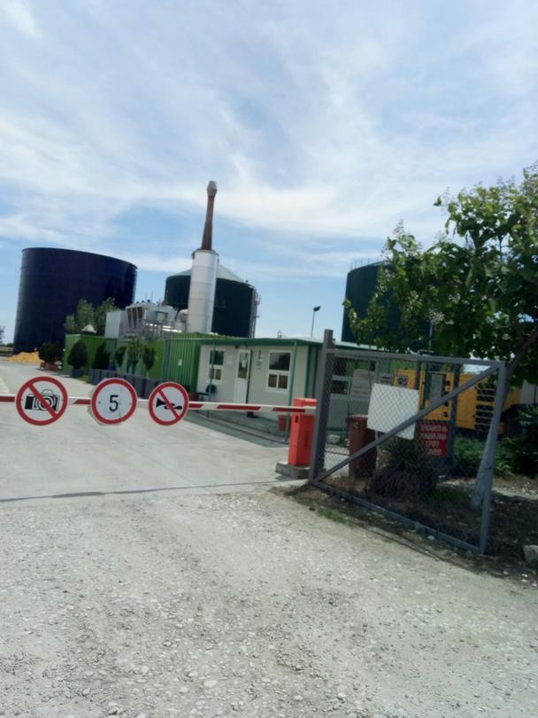 РИОСВ - Пловдив спира дейността на биоцентралата в с. Труд - 01