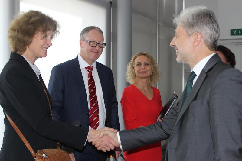 МОСВ отличи изпълнени проекти по Финансовия механизъм на ЕИП - 01