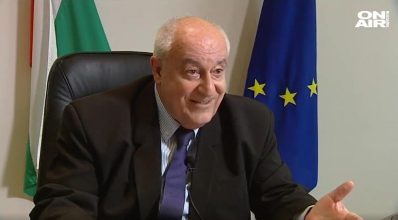Министър Личев пред Bulgaria ON AIR: Забраняваме вноса на отпадъци от страни извън ЕС - 01