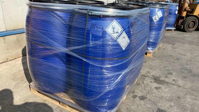 Започна извозването на старите пестициди за обезвреждане във Франция - 2