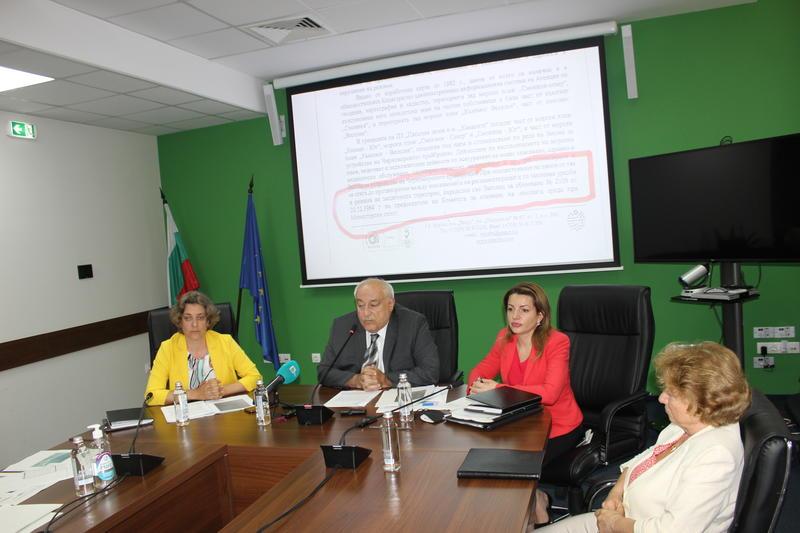 """Министър Личев отмени заповед за промяна в режима на дейностите в защитената територия в местността """"Каваците"""" - 10"""