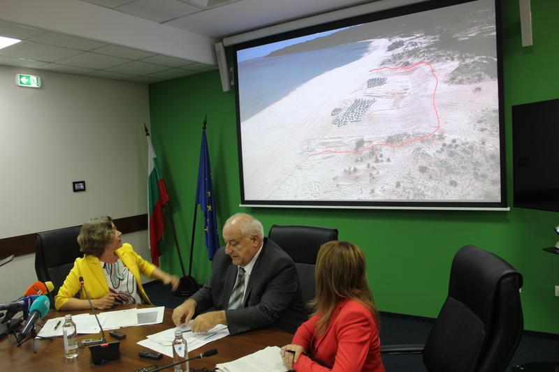 """Министър Личев отмени заповед за промяна в режима на дейностите в защитената територия в местността """"Каваците"""" - 4"""