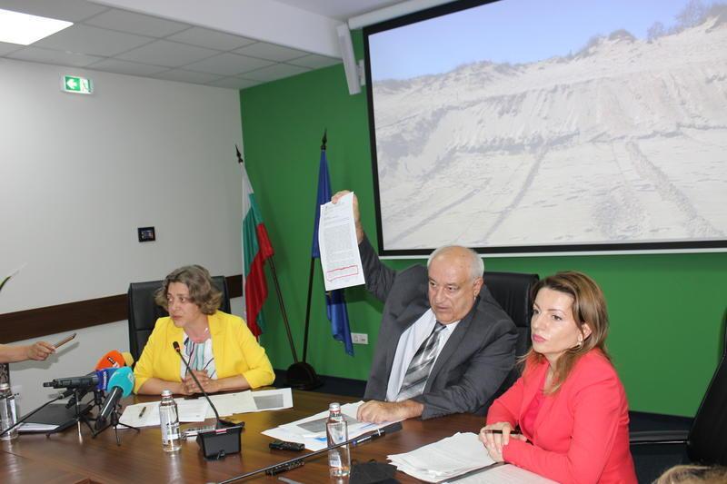 """Министър Личев отмени заповед за промяна в режима на дейностите в защитената територия в местността """"Каваците"""" - 01"""