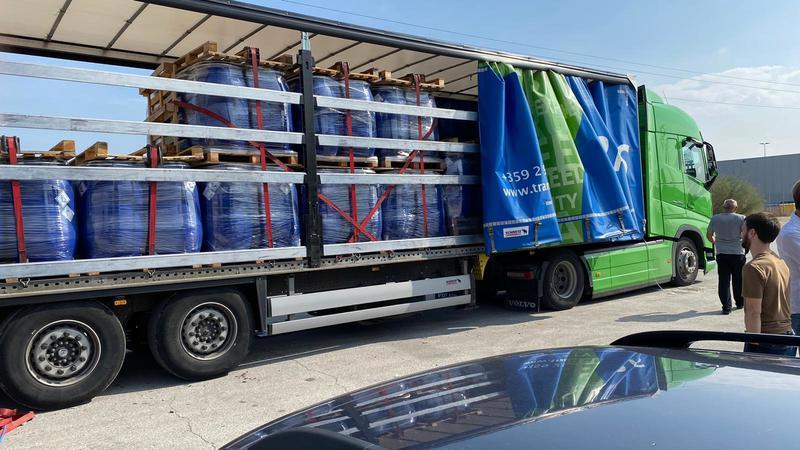 Започна извозването на старите пестициди за обезвреждане във Франция - 01
