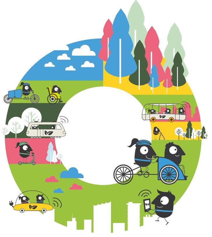 """""""Избери как да се придвижиш"""" е мотото на Европейската седмица на мобилността`2020 - 01"""
