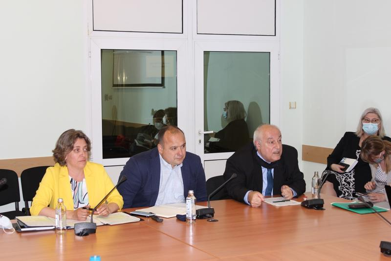 МОСВ започва взаимодействие с неправителствени организации - 2