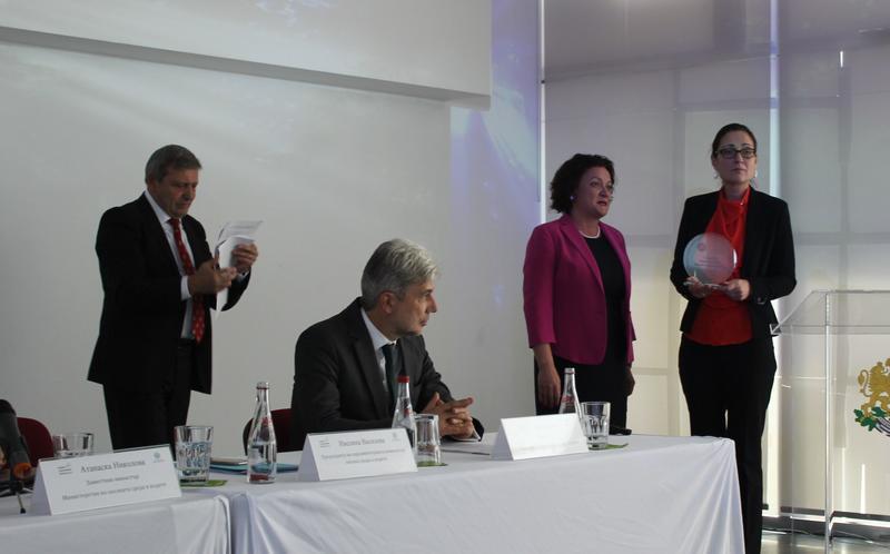 МОСВ отличи изпълнени проекти по Финансовия механизъм на ЕИП - 6