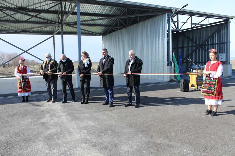 Открита е модерна компостираща инсталация в община Марица - 01
