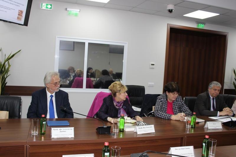 Съветът на учените към МОСВ обсъди инвестициите в екология за периода 2021-2027 г. - 3