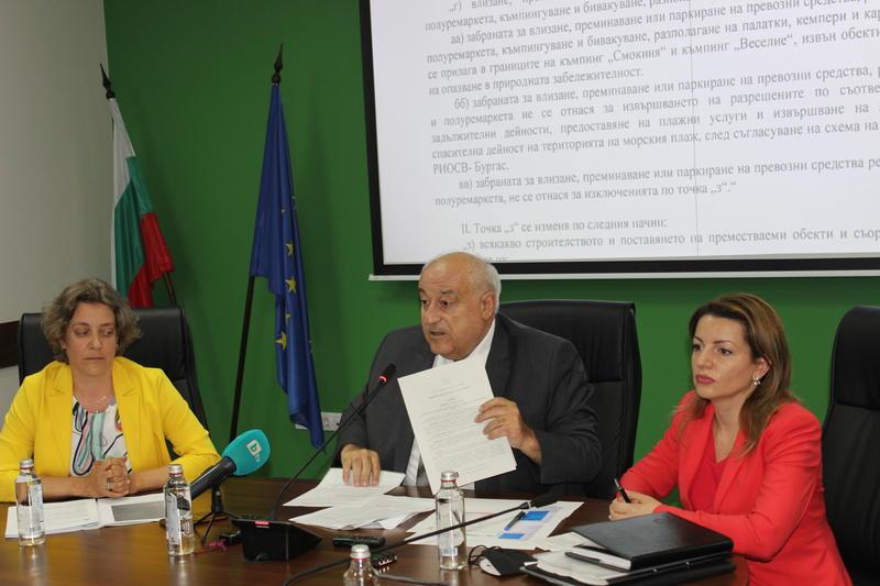 """Министър Личев отмени заповед за промяна в режима на дейностите в защитената територия в местността """"Каваците"""" - 7"""
