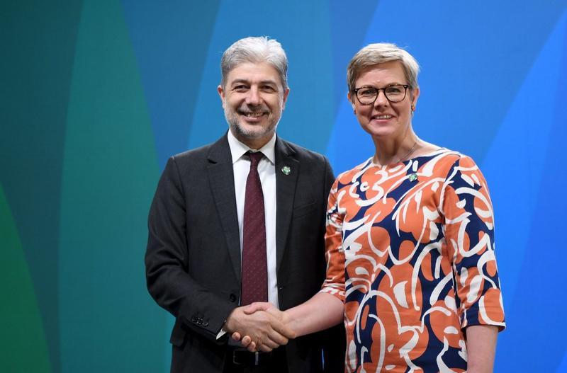 Министър Димов: Кръговата икономика е сред основните инструменти за намаляване на парниковите газове
