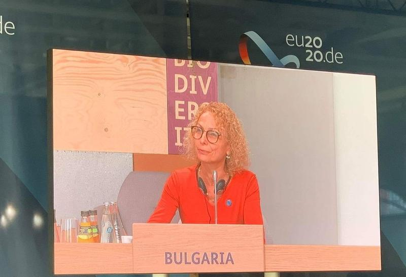 Зам.-министър Николоваучаства в неформална среща на министрите по околна среда и климат на ЕС в Берлин - 01