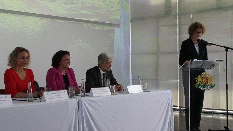 МОСВ отличи изпълнени проекти по Финансовия механизъм на ЕИП - 5