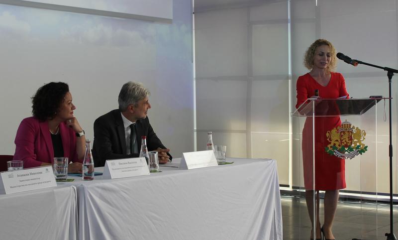 МОСВ отличи изпълнени проекти по Финансовия механизъм на ЕИП - 10