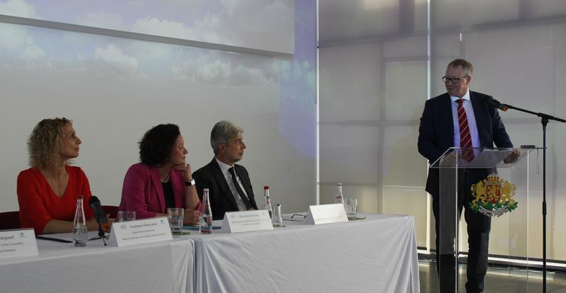 МОСВ отличи изпълнени проекти по Финансовия механизъм на ЕИП - 8