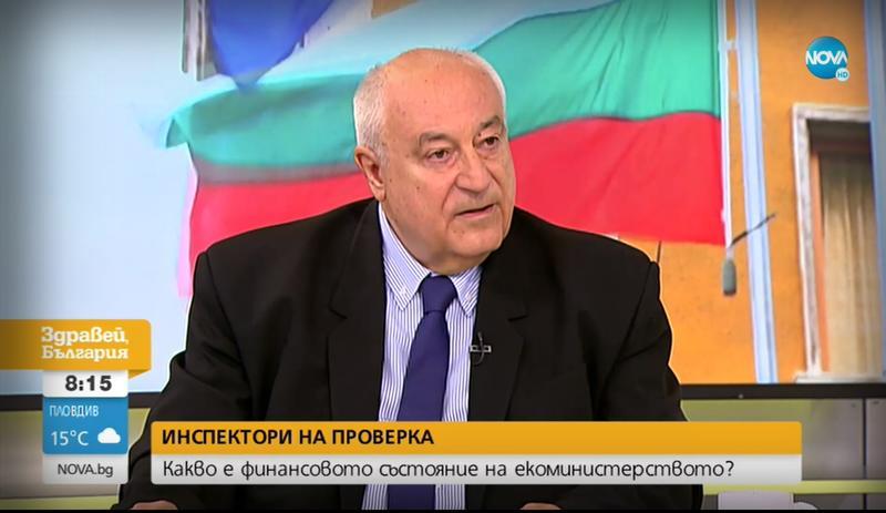 Министър Асен Личев: В министерството заварих един изхарчен бюджет и една-две неизпълнени много важни задачи - 01
