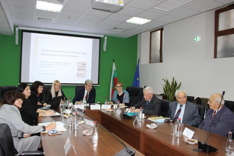 Съветът на учените към министър Димов обсъди новия подход за опазване на питейните води - 2